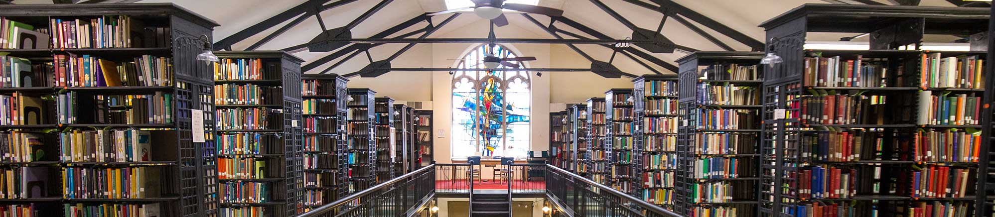 Image of the Krauth Memorial Library